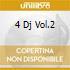 4 DJ VOL.2