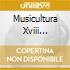 MUSICULTURA  XVIII EDIZIONE