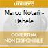 Marco Notari - Babele