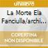 LA MORTE ELA FANCIULLA/ARCHI OP.161