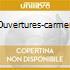 OUVERTURES-CARMEN