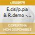 E.cisi/p.pia & R.demo - La Porta