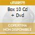 BOX 10 CD + DVD