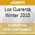 LOS CUARENTA WINTER 2010
