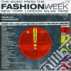 MUSIC FROM FASHION WEEK