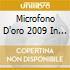 MICROFONO D'ORO 2009 IN COMPILATION