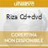RIZA CD+DVD