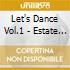 LET'S DANCE VOL.1 - ESTATE 2008