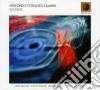 Antonio Tosques Quartet - Synopsis