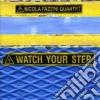 Nicola Fazzini Quartet - Watch Your Step