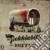 Rekkiabilly - Rock'n'rom