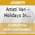 Artisti Vari - Holidays In Cortina