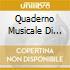 QUADERNO MUSICALE DI ANNA MAGDALENA