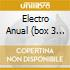 ELECTRO ANUAL  (BOX 3 CD)