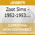 Zoot Sims - 1952-1953 Vol.3