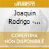 Joaquin Rodrigo - Canciones
