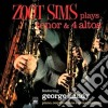 Zoot Sims - Plays Tenor & 4 Altos
