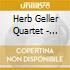 Herb Geller Quartet - You're Looking At Me