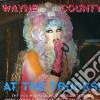 Wayne County - Wayne County At The Trucks