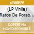(LP VINILE) LP - RATOS DE PORAO       - HOMEM INIMIGO DO HOMEM