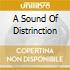 A SOUND OF DISTRINCTION