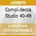 COMPL.DECCA STUDIO 40-49