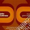 John Coltrane - First Giant Steps