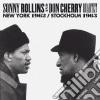 Sonny Rollins / Don Cherry - New York 1962 - Stockholm 1963