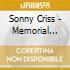 Sonny Criss - Memorial Album