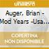 Auger, Brian - Mod Years -Usa Cover-