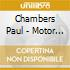 Chambers Paul - Motor City Scene Complete Recordings