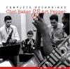 Baker Chet & Pepper Art - Complete Recordings