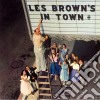 Les Brown - Les Brown's In Town!