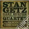 Stan Getz / Gary Burton - The Vancouver Concert 1965