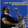 Stan Getz - Live In Stockholm 1978