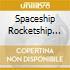 SPACESHIP ROCKETSHIP SCOOTER MACHINE