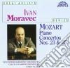 Wolfgang Amadeus Mozart - Concerto X Pf N.23 K 488, N.25 K 503 - Vlach Josef Dir /ivan Moravec Pf, Orchestra Filarmonica Ceca