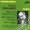 Wolfgang Amadeus Mozart - Concerto X Vl E Orchestra K 216 - Oistrakh David & Igor Vl/orchestra Filarmonica Ceca, Karel Ancerl Dir.