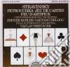 Igor Stravinsky - Petrouchka, Jeu De Cartes, Fuochi D'artificio- Smetacek Vaclav