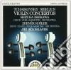 Jean Sibelius - Concerto X Vl Op.47 /shizuka Ishikawa Vl, Brno State Philharmonic Orchestra