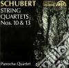 Franz Schubert - Quartetto X Archi N.13 Op.29 D 804 rosamunda, N.10 Op.125 D 87 - Panocha Quartet