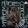 Richter F.x.- Valek Vladimir Dir/jiri Valek Fl, Antonin Dvorak Chamber Orchestra