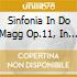 SINFONIA IN DO MAGG OP.11, IN RE MAGG OP