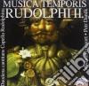 Composizioni Del Tempo Di Rodolfo Ii- Danek Petr Dir/duodena Cantitans, Capella Rudolphina, Michael Consort