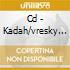 CD - KADAH/VRESKY - TOMATO WIERDO