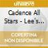 Cadence All Stars - Lee's Keys Please