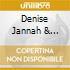 Denise Jannah & Riccardo Del Fra - Take It From The Top