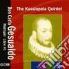 Kassiopeia Quintet - Madrigali Libro 6