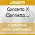 CONCERTO X CLARINETTO K622, PER FLAUTO,