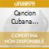 CANCION CUBANA 1945-1947